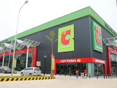 Lotte rút khỏi cuộc đua mua Big C Việt Nam