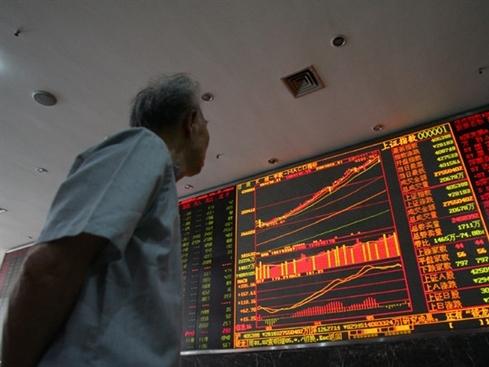 Chứng khoán Trung Quốc giảm mạnh nhất 7 tuần qua