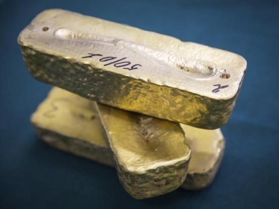 Giá vàng lên cao nhất 1 tuần sau số liệu kinh tế Mỹ