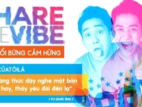 YAN Media Group công bố chiến dịch mới Share The Vibe - Thổi bùng cảm hứng