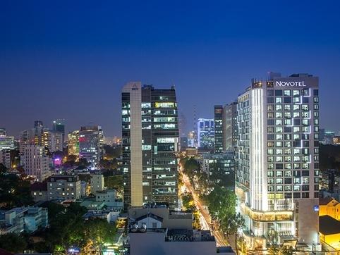 Liberty đã chuyển nhượng khách sạn Novotel Saigon Centre