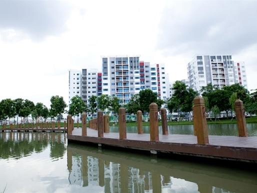 TPHCM: Chung cư rao bán nhiều nhất ở quận 7 và Tân Phú