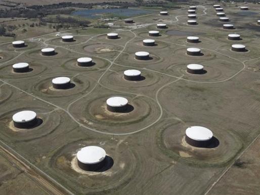 Giá dầu lên cao nhất 5 tháng khi nguồn cung sản phẩm chưng cất giảm