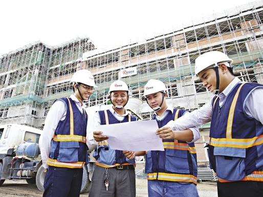 Ricons: Thương hiệu mới của ngành xây dựng Việt Nam