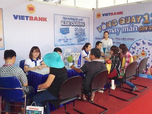 Vietbank dành 1000 quà tặng cho khách tham quan Vietbuild Đà Nẵng 2016
