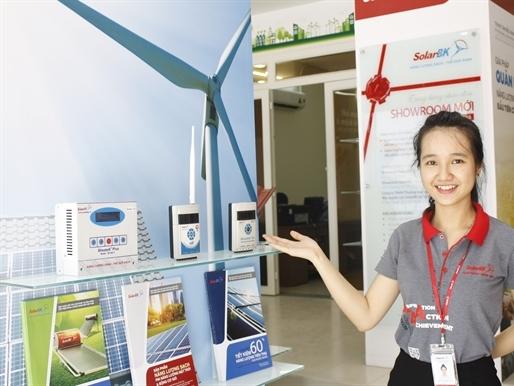 SolarBK khai trương showroom thứ 3 liên tiếp tại TPHCM
