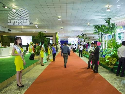 Sắp diễn ra Hội chợ Bất động sản &Vật liệu xây dựng Việt Nam 2016