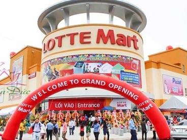 Lotte tính M&A để mở thêm siêu thị và trang thương mại điện tử tại Việt Nam
