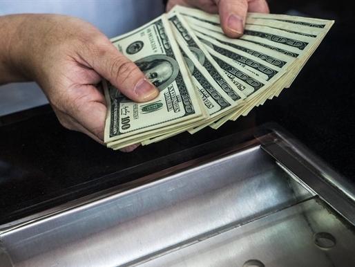 USD tiếp tục giảm sau số liệu kinh tế Mỹ đáng thất vọng