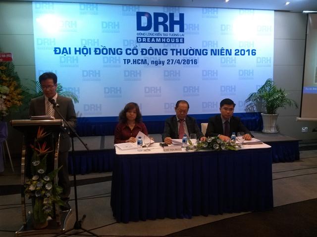 ĐHCĐ DRH: Thoái vốn khỏi công ty liên kết kém hiệu quả, kế hoạch lãi tăng gấp 5 lần