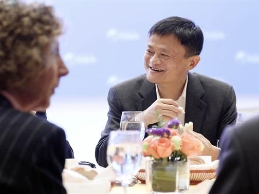 Jack Ma vượt Vương Kiện Lâm trở thành người giàu nhất châu Á