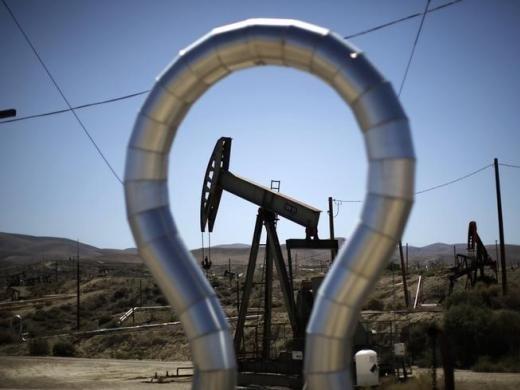 Giá dầu Mỹ lập đỉnh mới trong năm nay