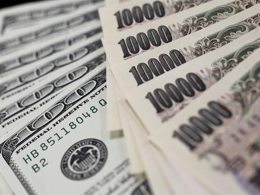 Yên Nhật quá mạnh khi đứng ở 110 JPY/USD