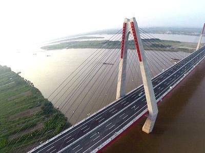 Dự án tỷ đô lập tuyến đường thuỷ xuyên Á dọc sông Hồng của Bầu Thụy