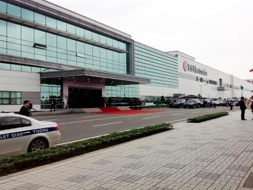 LG khởi công nhà máy 1,5 tỷ USD tại Hải Phòng
