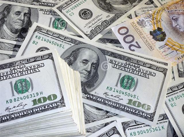 USD tiếp tục tăng trước thềm báo cáo việc làm