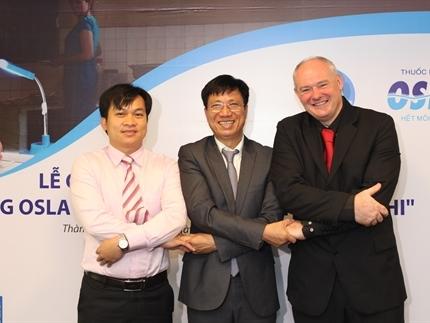Osla và Trung ương Hội Sinh viên Việt Nam cùng thắp sáng khát vọng mùa thi