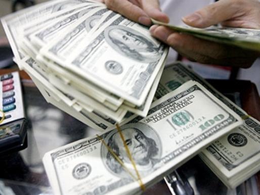 USD tăng do mua cân bằng trạng thái
