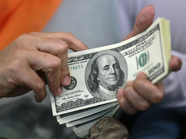 USD đứt mạch tăng 6 phiên liên tiếp