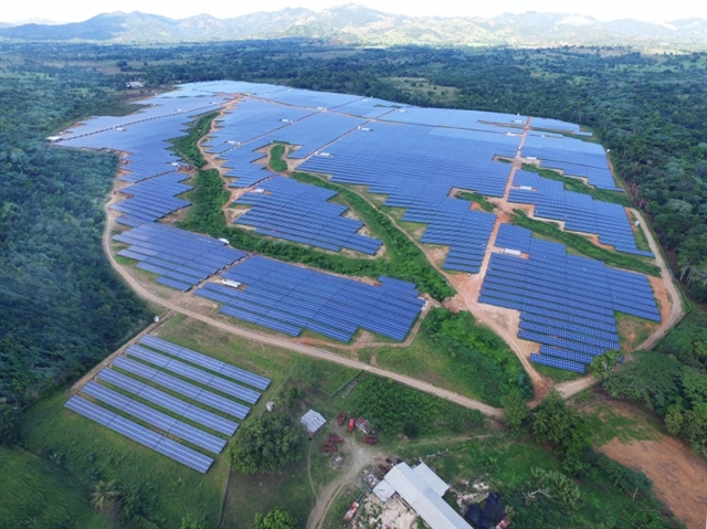 Trung Quốc sản xuất pin mặt trời tại Việt Nam nhằm né thuế bán phá giá
