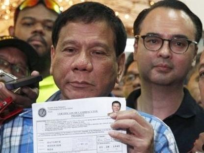 Tổng thống đắc cử Philippines muốn cấm rượu ở nơi công cộng