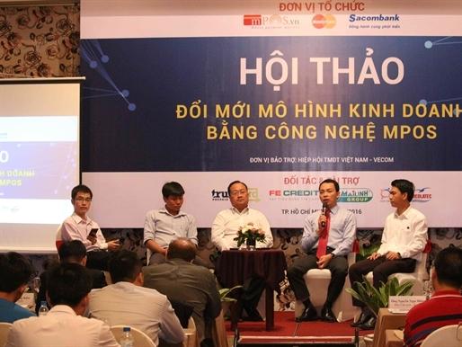 Hội thảo về công nghệ thanh toán trên di động mPOS