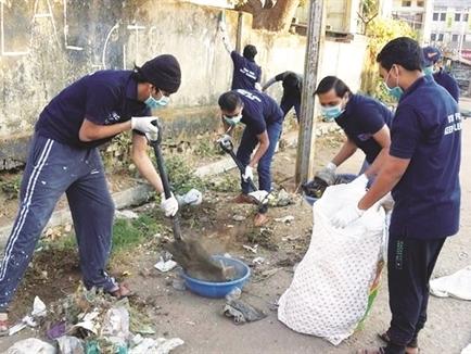 Ấn Độ dùng ứng dụng di động để chống xả rác