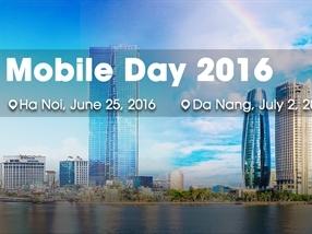 Vietnam Mobile Day 2016 - Sự bùng nổ của thương mại di động
