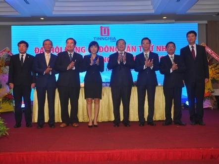 Tập đoàn của ông Đặng Văn Thành mua 35% cổ phần Tổng Công ty Tín Nghĩa
