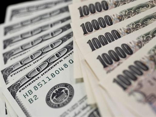 USD tăng so với yên sau bình luận của BOJ