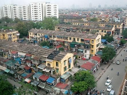 Hà Nội: Khu chung cư cũ Kim Liên sẽ thành đô thị