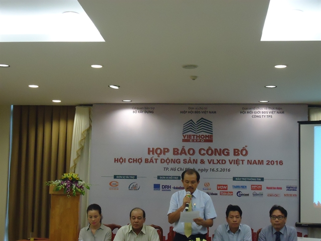 VietHome Expo sẽ diễn ra trong tháng 7 năm nay