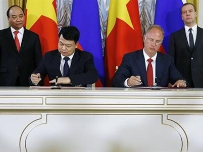 Nga và Việt Nam thành lập quỹ đầu tư chung với vốn 500 triệu USD
