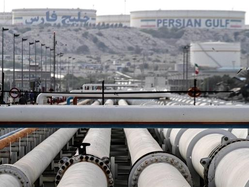 Xuất khẩu dầu thô của Iran tăng 60%