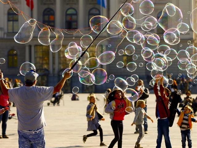 10 thành phố có chất lượng sống tốt nhất thế giới