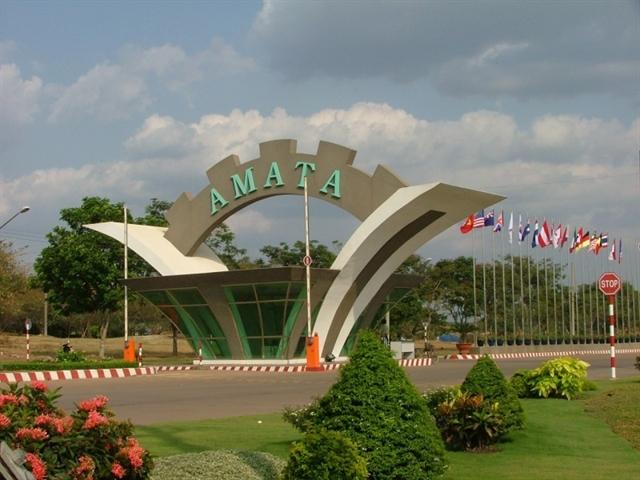 Amata sẽ đầu tư 200 triệu USD vào các KCN Biên Hòa và Long Thành