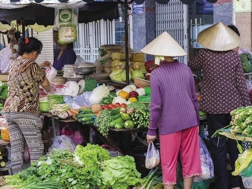 El Niño, giá lương thực và tăng trưởng châu Á