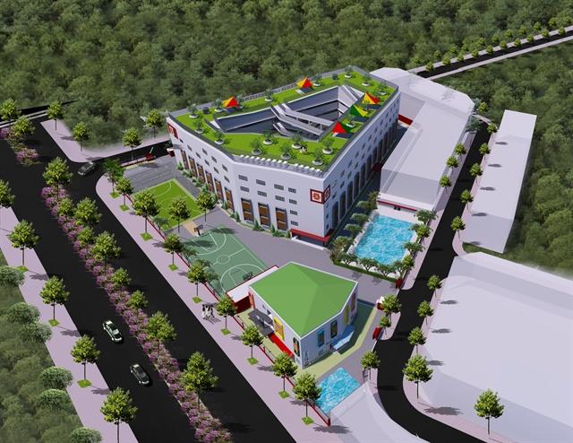 VAS hoàn thiện và chuẩn bị đưa vào hoạt động cơ sở mới Garden Hill Mega Campus