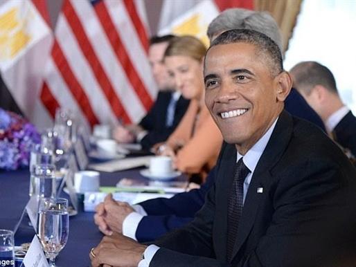 Thực đơn chiêu đãi Tổng thống Obama có gì?