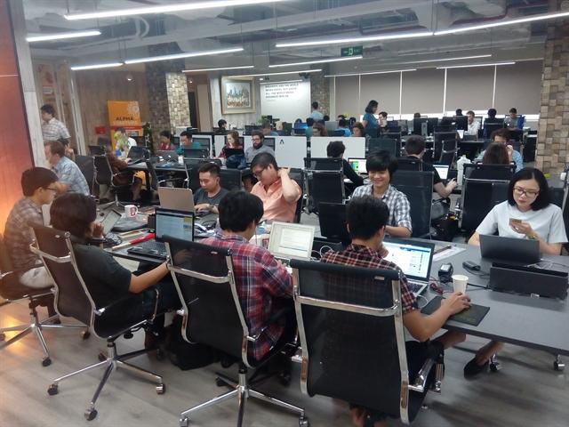 Không gian làm việc chung: Xu hướng văn phòng thế hệ mới