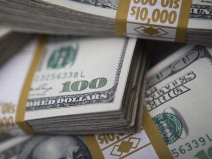 USD lên cao nhất 10 tuần do đặt cược Fed sớm nâng lãi suất