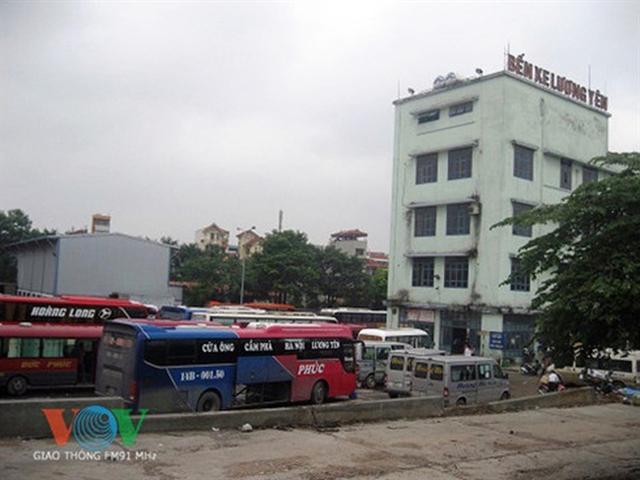Tại sao Hà Nội quyết di dời bến xe Lương Yên?