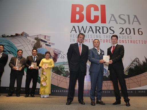 SonKim Land vinh dự đoạt giải top 10 chủ đầu tư hàng đầu Việt Nam