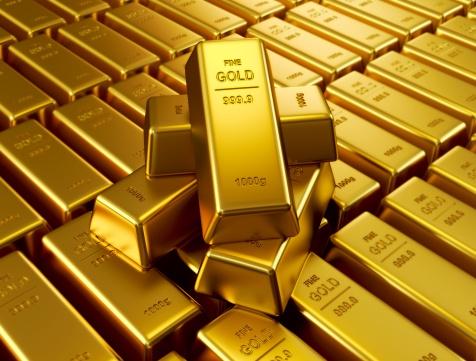 Giá vàng bắt đáy 4 tuần do áp lực Fed nâng lãi suất
