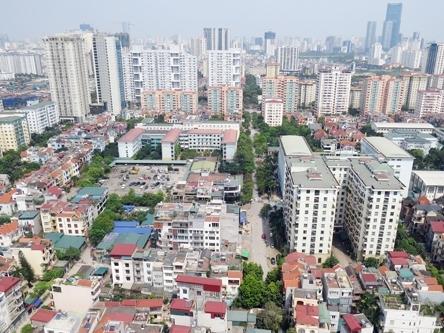 Hà Nội thanh tra một loạt các dự án nhà ở, khu đô thị mới