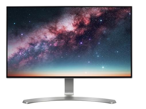 LG ra mắt màn hình máy tính chuẩn màu sRGB lý tưởng cho game và thiết kế