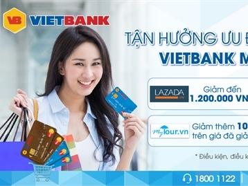 VietBank triển khai hàng loạt ưu đãi cho chủ thẻ MasterCard