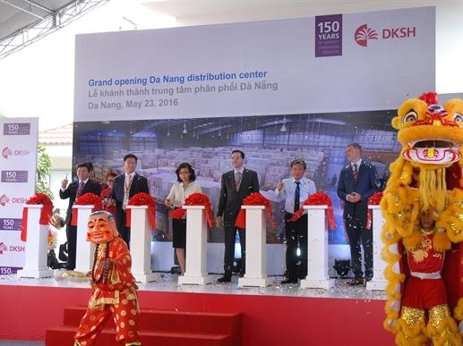 DKSH khánh thành trung tâm phân phối mới tại Đà Nẵng