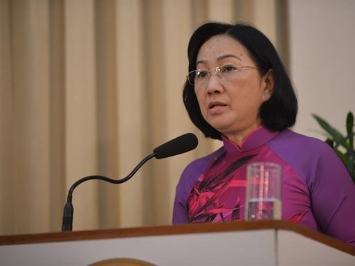 Chủ tịch UBND TPHCM Nguyễn Thành Phong đắc cử với số phiếu cao nhất