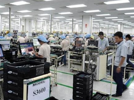 Vốn FDI vào TPHCM giảm mạnh